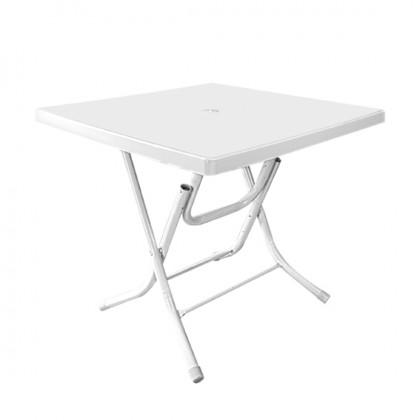 Square Foldable Table 80X80Cm