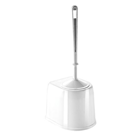 Oval Toilet Brush