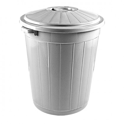 50 Lt Sempaty Dust Bin With Lid