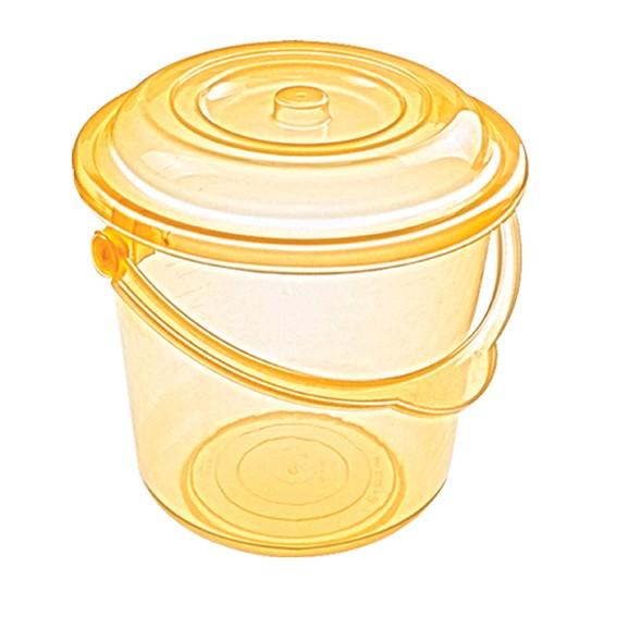 Sweet 10 Lt Original Bucket With Lid, Plastic Handle