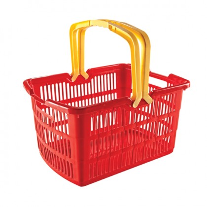 Market Basket With Handle