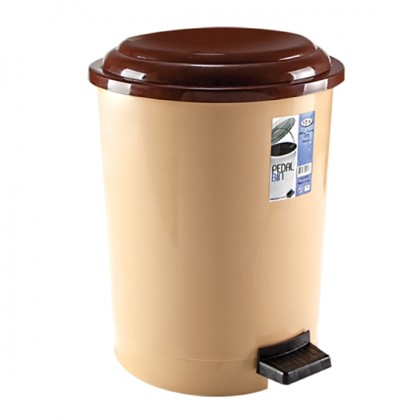 Step-On Wastebasket 12 Lt.