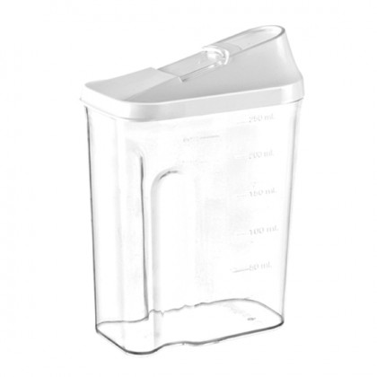 250 Ml Slide Lid Container