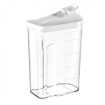 500 Ml Slide Lid Container
