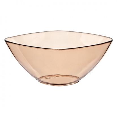 Mono Square Bowl No:3 20 Cm