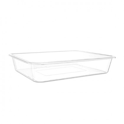 Sweet Tray Without Lid No:4 / 19X 26,5X6 Cm
