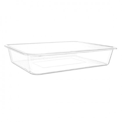 Sweet Tray Without Lid No:5 / 26X34,5X6,5 Cm