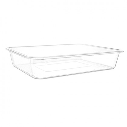 Sweet Tray Without Lid No:6 / 28,5X37,5X7,3 Cm