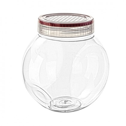 2 Lt Airtight Twist Jar