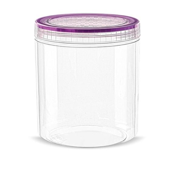 680 Ml Airtight Twist Jar