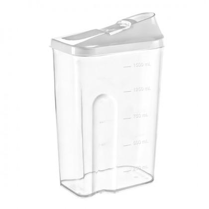 1.5 Lt Slide Lid Container